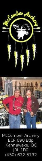 Mc Comber Archery