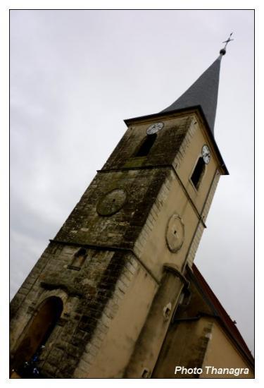 Eglise Saint Martin de Bourogne