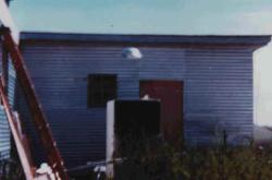 Mai 1977 Las Lunas, Nouveau Mexique