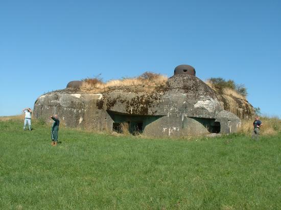 Observatoire d'infanterie vers La Ferté