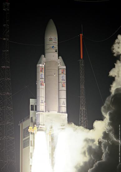 la fusée Arianne 5