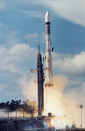 la fusée Arianne 1