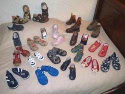 Chaussures, une petite idée du choix