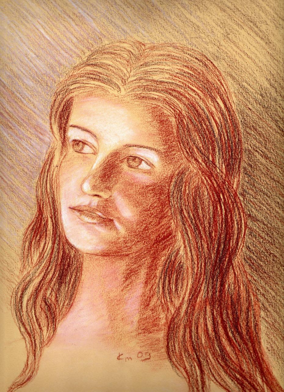 Buste de <b>Marie-Madeleine</b> - Buste-de-Marie-Madeleine