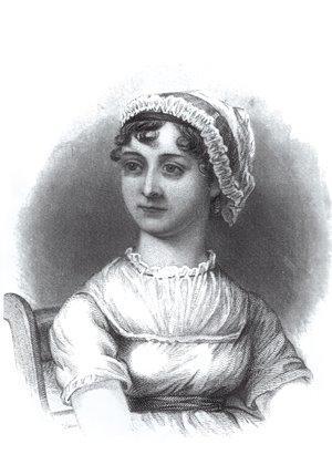 portrait de Jane Austen