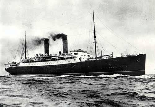 Laconia Cunard