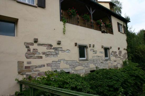 Mur original de 1629