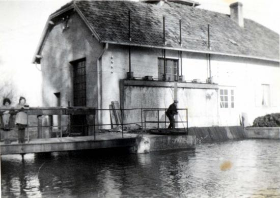 La maison de la turbine