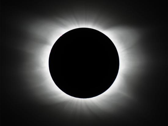 éclipse annulaire de soleil