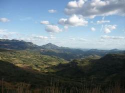 Hasta la frontera de Nicaragua, cerca de San Marcos