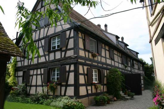 Maison construite en 1763