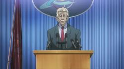 Président Macross Frontier