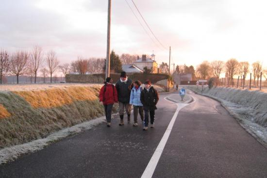 Maryse, Antoine, Micheline, Maria