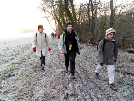 Michèle, Annick, Marie-Isabelle