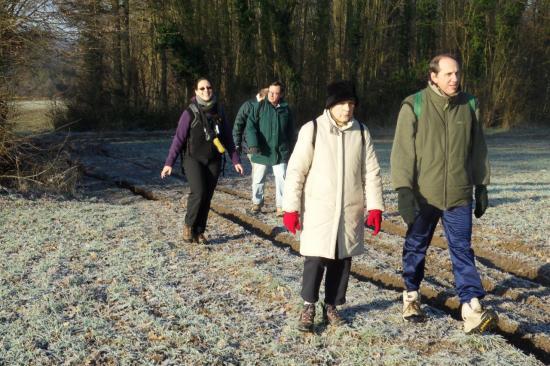 Bruno, Michèle, Annick, Bernard