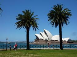 Le mythique opera de Sydney