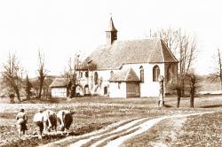 Notre Dame du Chêne 1454