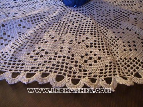 papillon au crochet. Black Bedroom Furniture Sets. Home Design Ideas