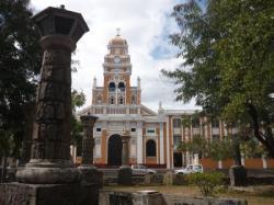 Granada - Iglesia de La Merced