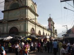 Granada - Mercado central