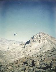 6 Juill.1996 Armagosa Range, Californie, Usa