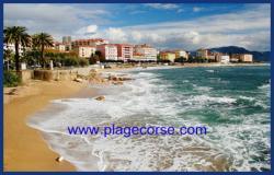 spiaggie ajaccio corsica