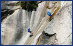 Parcours Canyoning Corse