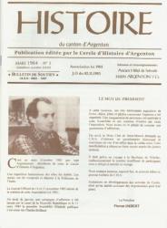 Bulletin n° 1