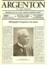 Bulletin n° 3