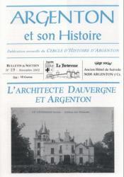 Bulletin n° 19