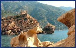 regione di Porto en Corsica