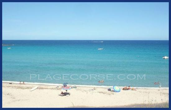 Spiaggia Di Solenzara Corsica Del Sud