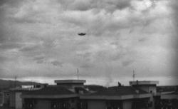 9 Avril 1992 Battipaglia, Salerne, Italie