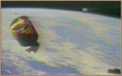Sept.1993 en Orbite, NASA Mission STS-51a 2