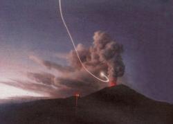 19 Déc. 2000 Mont Popocatepetl, Mexique