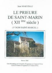 Le prieuré de Saint-Marin (XII° siècle)
