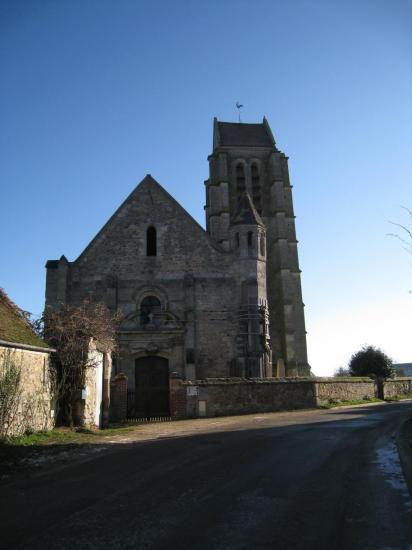 église Notre-Dame-de-L'Assomption à Haravilliers (95)