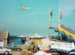 1998 Lladudno Beach, Pays de Galles