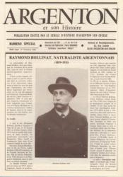 Bulletin Raymond Rollinat
