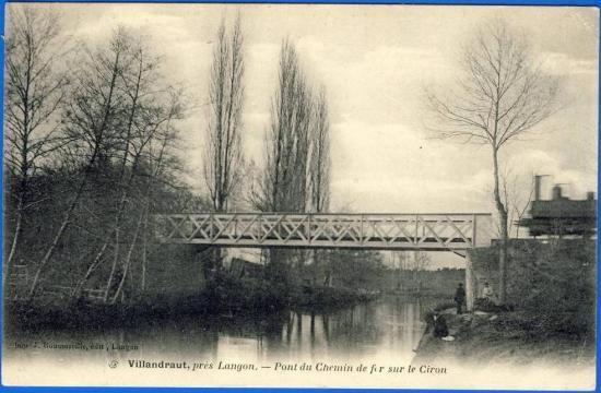 Pont sur le Ciron