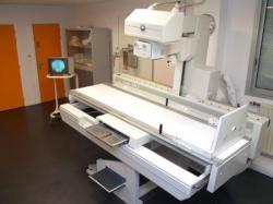 Appareil de radiographie avec film