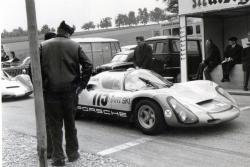 Course de cote de Wissembourg 1970 Arthur Blank Porsche 906