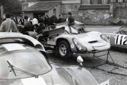 Wissembourg 1970 Arthur Blank Porsche 906