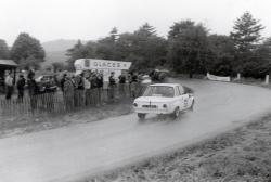 Course de cote de Wissembourg 1970 Gottri BMW 2002 TI