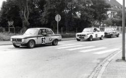 Wissembourg 1970 Fellerath BMW 2002 TI Groupe 2