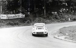 Dominique Thyri Course de cote de Wissembourg 1970