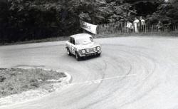 Leopold Hoffman Renault 8 Gordini Course de cote de Wissembourg 1970