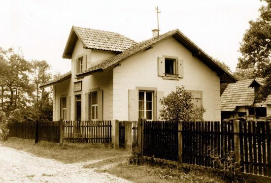 Maison Forestière de Plobsheim Bubenkopf