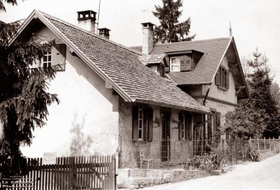 Maison cantonnière près de l'Altenheimer Hof