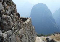 Sept. 2005 Machu Picchu, Pérou
